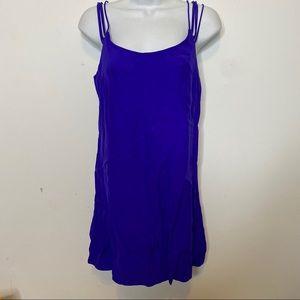 NWT Amanda Uprichard 100% Silk Burke Dress